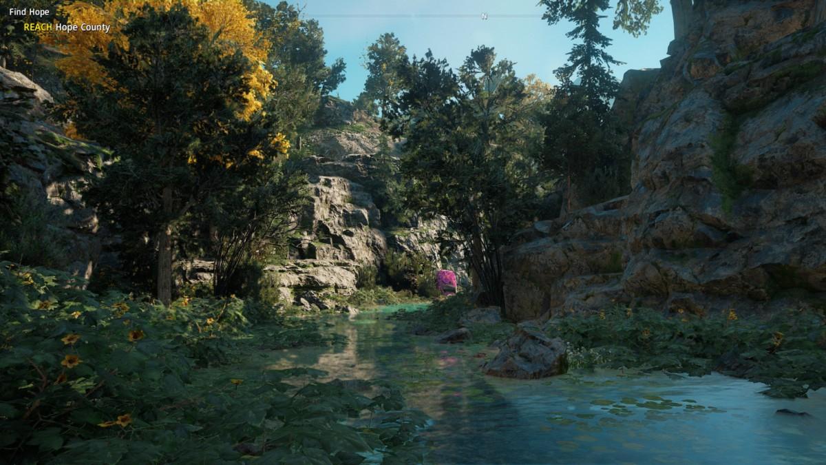 Far Cry New Dawn fire fight