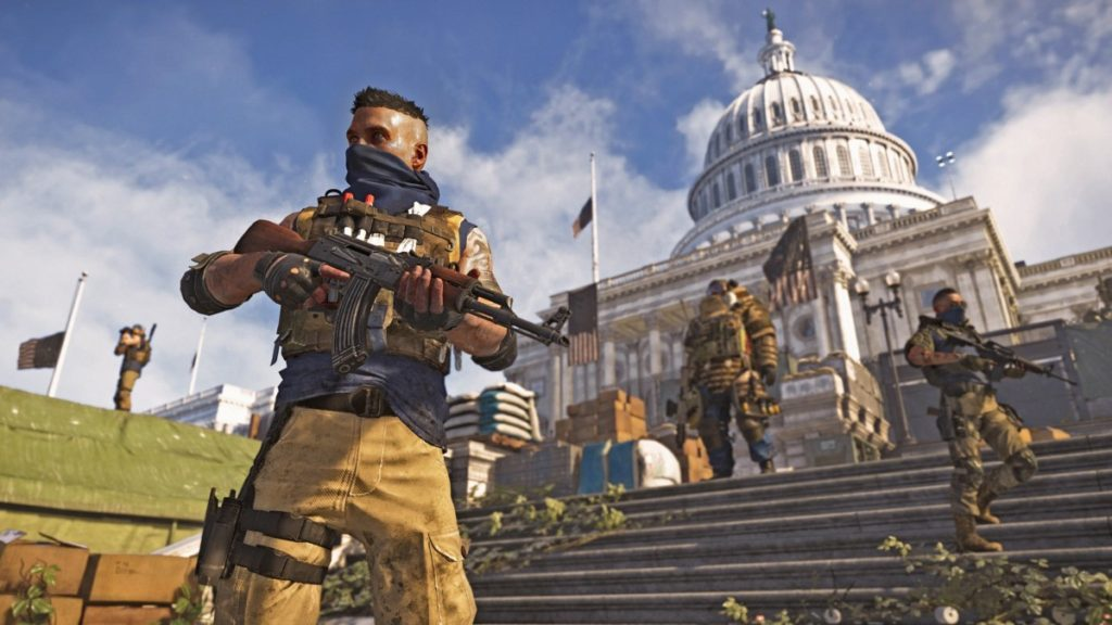 Tom Clancy's The Division 2 is out on all platforms 2