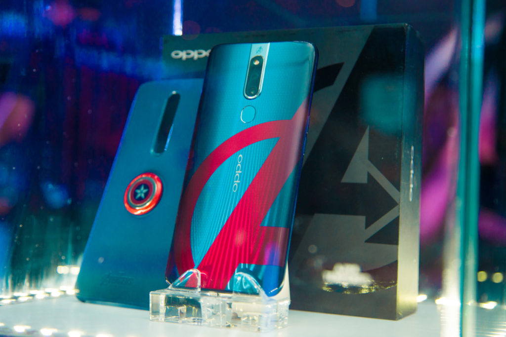 The OPPO F11 Pro Marvel's Avengers Limited Edition phone is yours for RM1,399 2