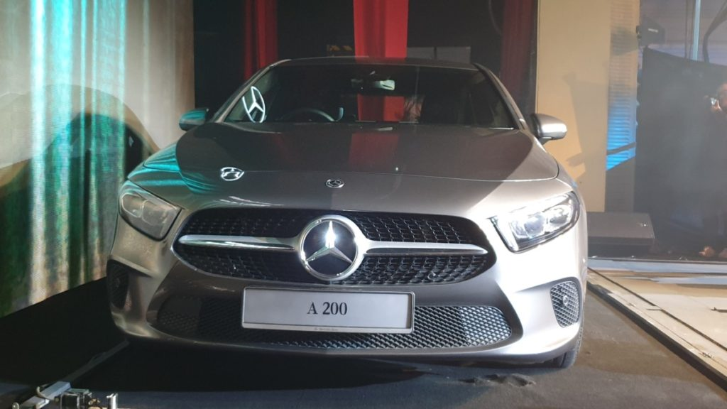 New Mercedes-Benz A-Class limousine arrives in Malaysia with MBUX infotainment system 5