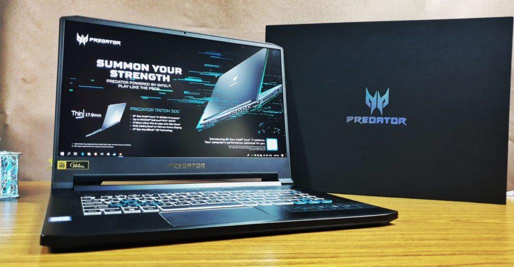 [Review] Acer Predator Triton 500 - Svelte Gaming Goliath 8