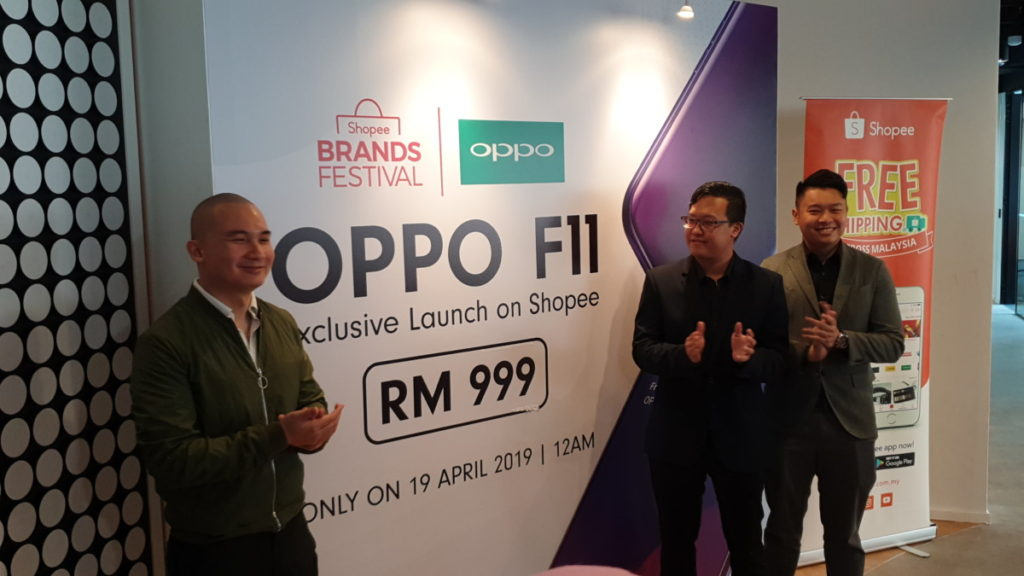 OPPO F11 debuts as a Shopee exclusive for RM1,099 7
