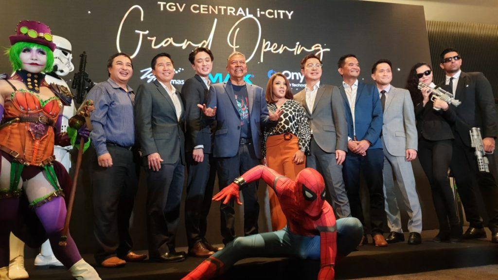 World's largest Samsung ONYX cinema screen opens in TGV i-City Shah Alam 4