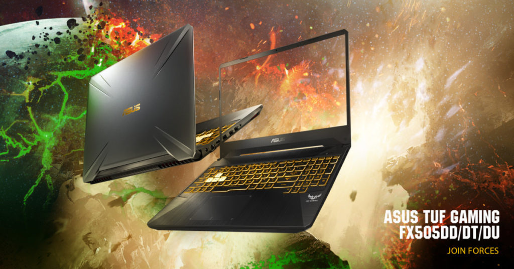 Asus TUF Gaming FX505 and FX705 to come with latest AMD CPUs and NVIDIA GeForce graphics 2