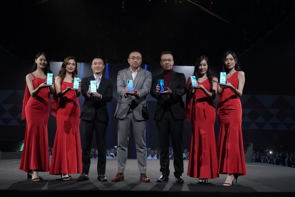 Huawei introduced their latest flagship P30 series phones to Malaysia in a grand launch at Sunway Pyramid Convention Centre