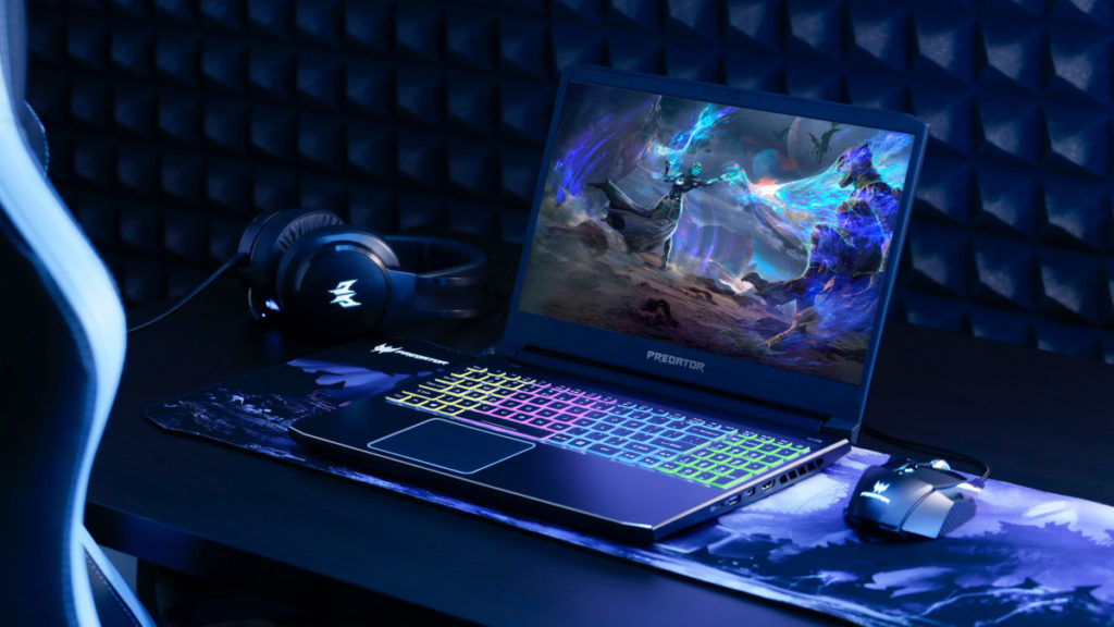 The new Acer Predator Helios 700 gaming notebook sports a sliding keyboard plus an updated Helios 300 appears 6