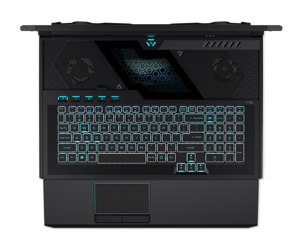 The new Acer Predator Helios 700 gaming notebook sports a sliding keyboard plus an updated Helios 300 appears 3