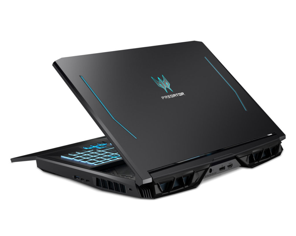 The new Acer Predator Helios 700 gaming notebook sports a sliding keyboard plus an updated Helios 300 appears 2