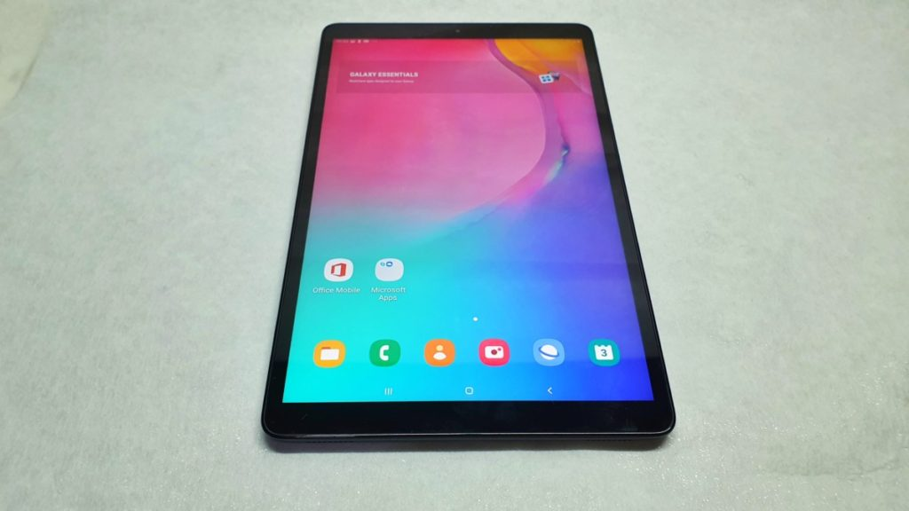 [Review] Galaxy Tab A 10.1 2019 - Slick Entertainment Slate 14