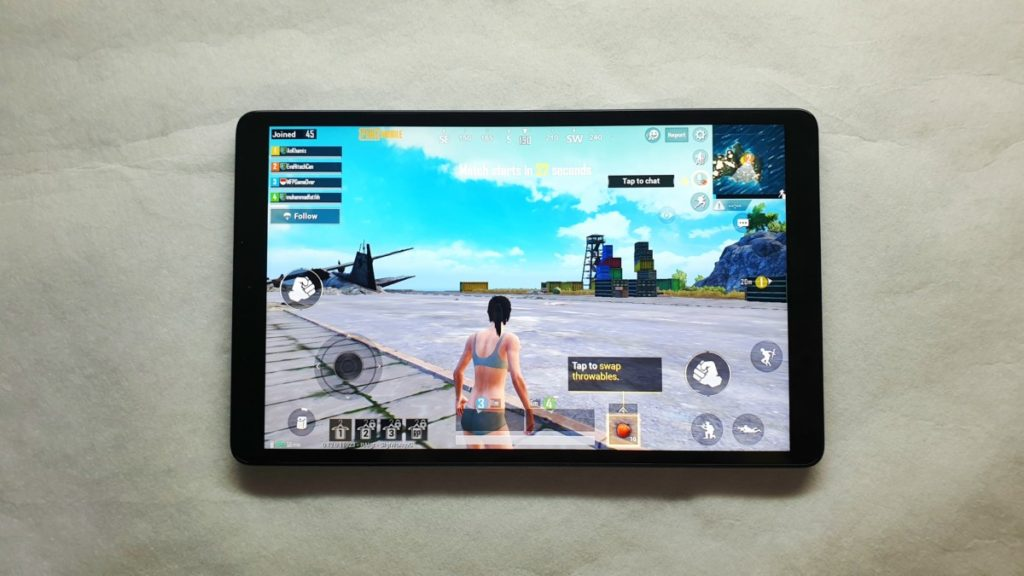 [Review] Galaxy Tab A 10.1 2019 - Slick Entertainment Slate 3