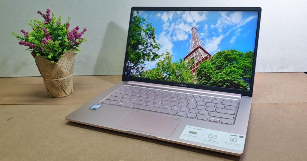[Review] Asus VivoBook Ultra K403 - Pretty in Pink and Tough to Boot 1