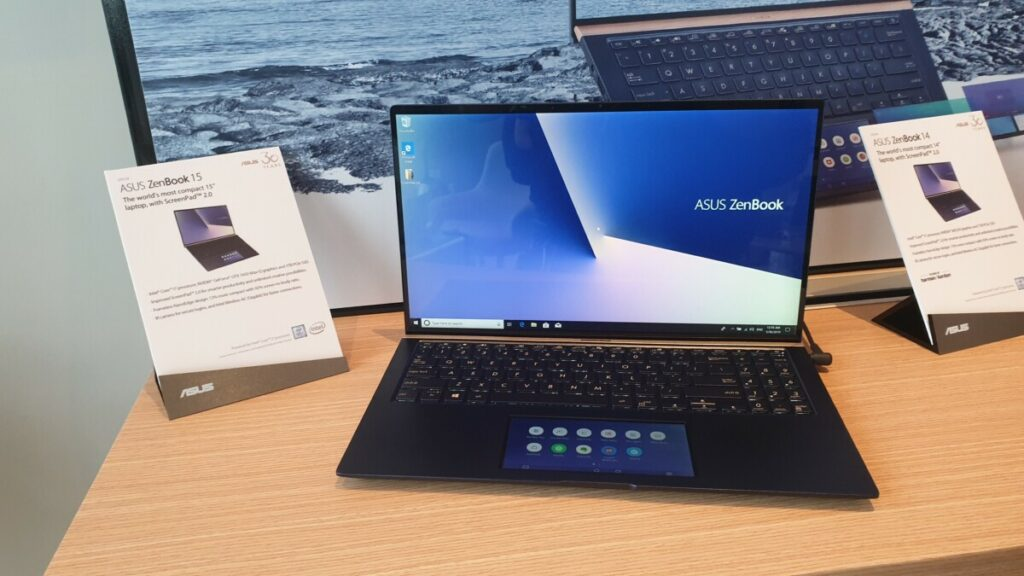 Asus rolls out new VivoBook, ZenBook Pro Duo, ZenBook 30 Edition and more for 30th anniversary at Computex 2019 15
