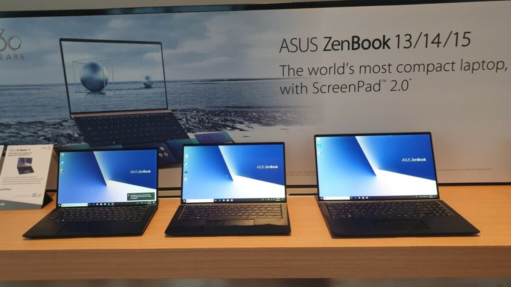 Asus rolls out new VivoBook, ZenBook Pro Duo, ZenBook 30 Edition and more for 30th anniversary at Computex 2019 14