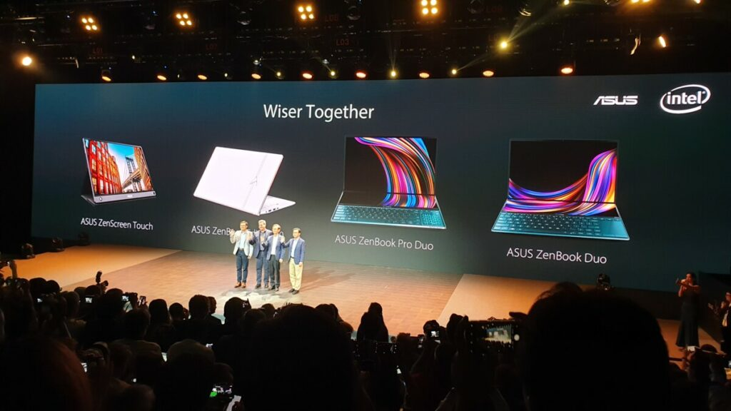 Asus rolls out new VivoBook, ZenBook Pro Duo, ZenBook 30 Edition and more for 30th anniversary at Computex 2019 18