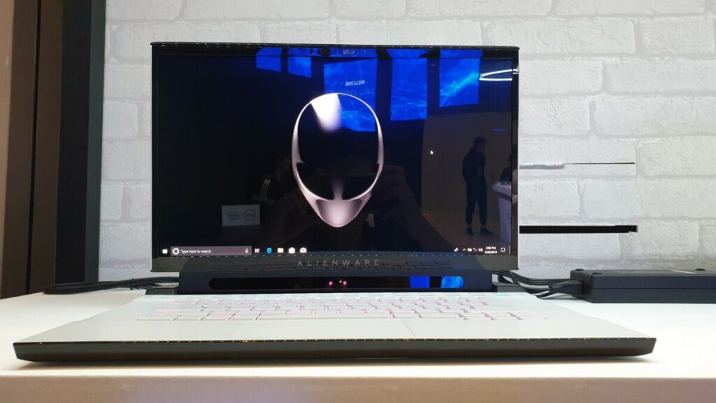 Slimmer and faster Dell Alienware m15 and m17 gaming notebooks launched at Computex 2019 6