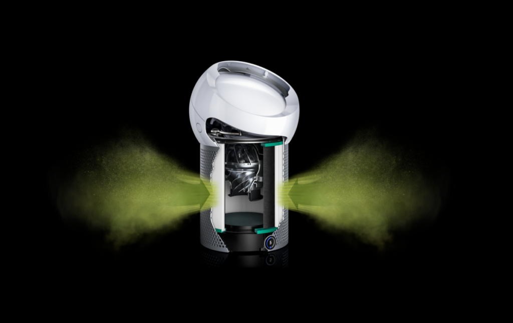 Dyson Pure Cool Me personal air purifier is cool in more ways than one 4
