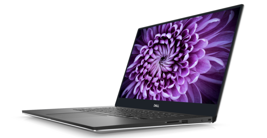 Dell XPS 15 with brilliant 4K OLED, 9th gen Intel CPU and NVIDIA GeForce GTX 1650 GPU revealed at Computex 2019 10
