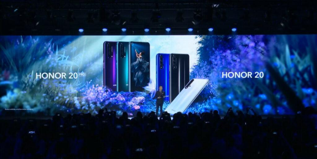 HONOR 20 Pro, HONOR 20 and HONOR 20 Lite make global debut in London 15
