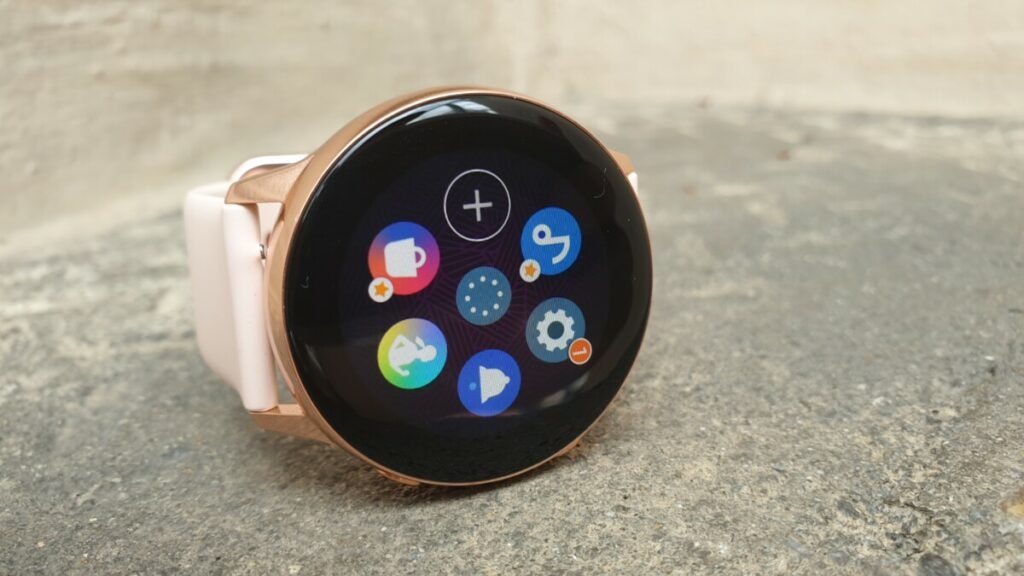 [Review] Samsung Galaxy Watch Active - Right on Time 2