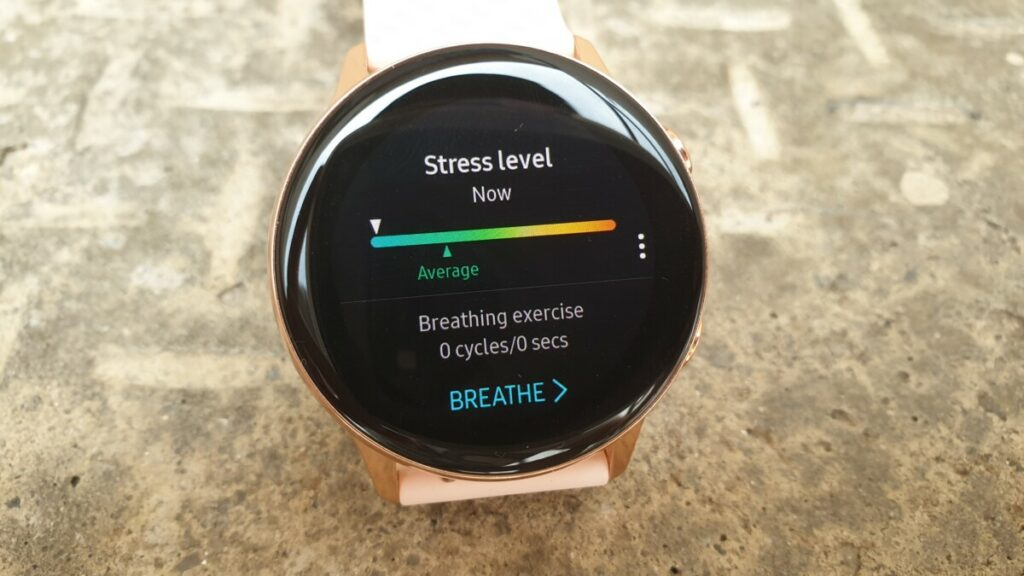 [Review] Samsung Galaxy Watch Active - Right on Time 3