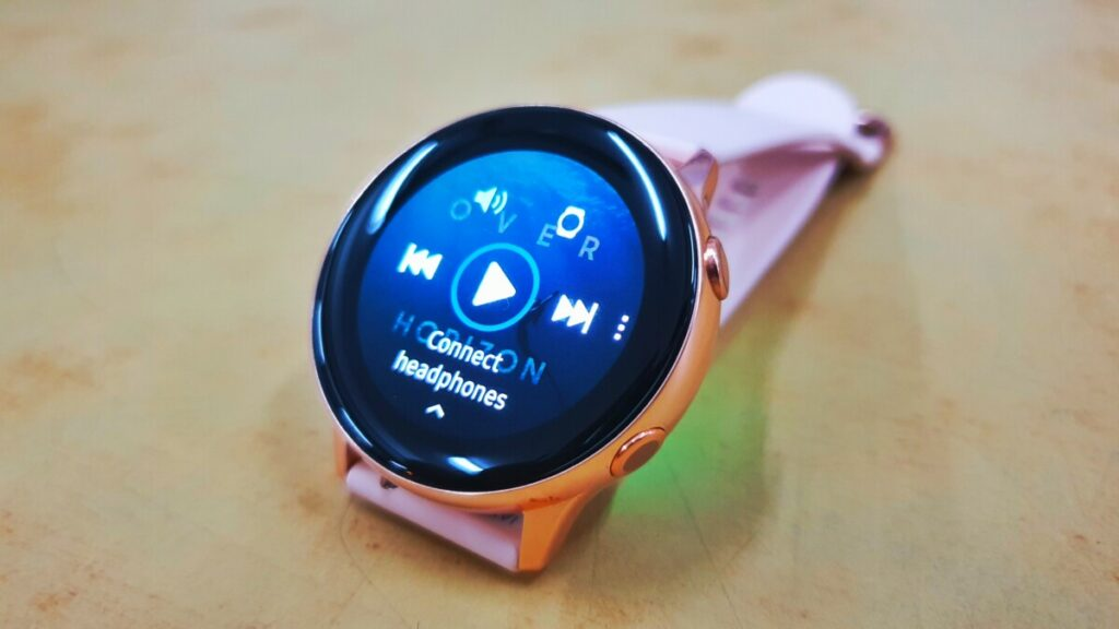 [Review] Samsung Galaxy Watch Active - Right on Time 4