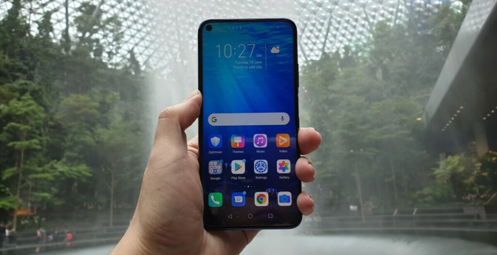 HONOR 20 front