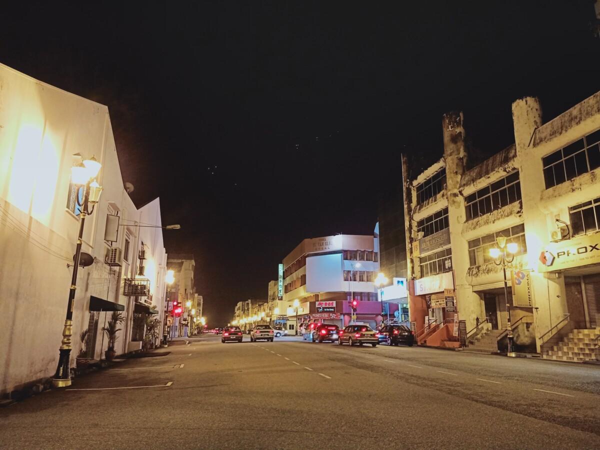OPPO F11 night shot
