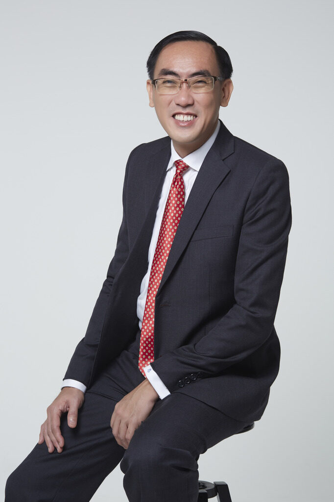 Yeo Siang Tiong, General Manager for Southeast Asia at Kaspersky