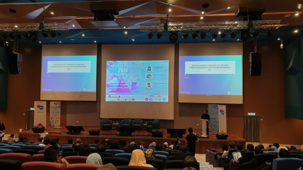 CFM Dialogue 2019 talks more about the future of broadband in Malaysia 1