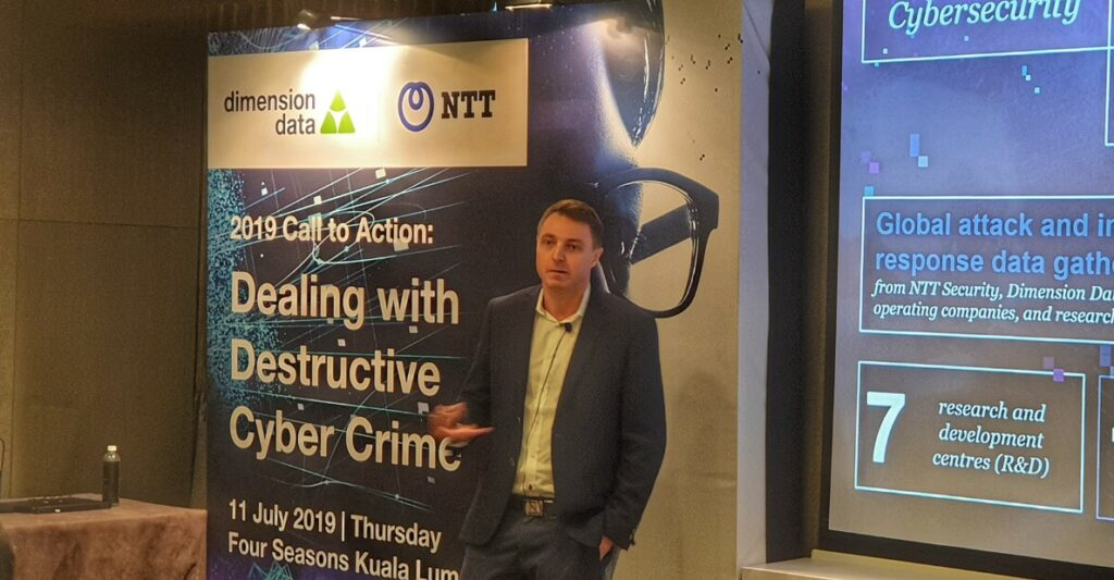 Dimension Data shares cybersecurity insights in annual NTT Security Global Threat Intelligence Report 5