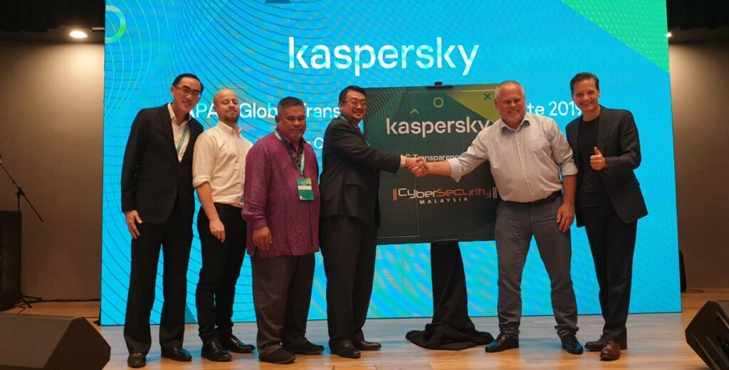 Kaspersky Transparency Centre