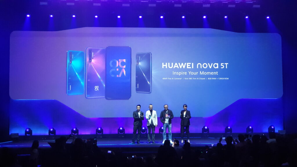 Huawei launches the stylish and powerful nova 5T in Malaysia for RM1,599 1