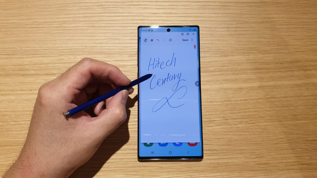 Galaxy Note10+ with SPen