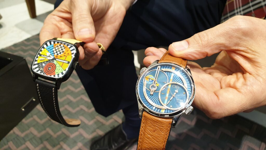 Alexander Shorokhoff shares a journey of time and artistry with his latest timepiece collection 1