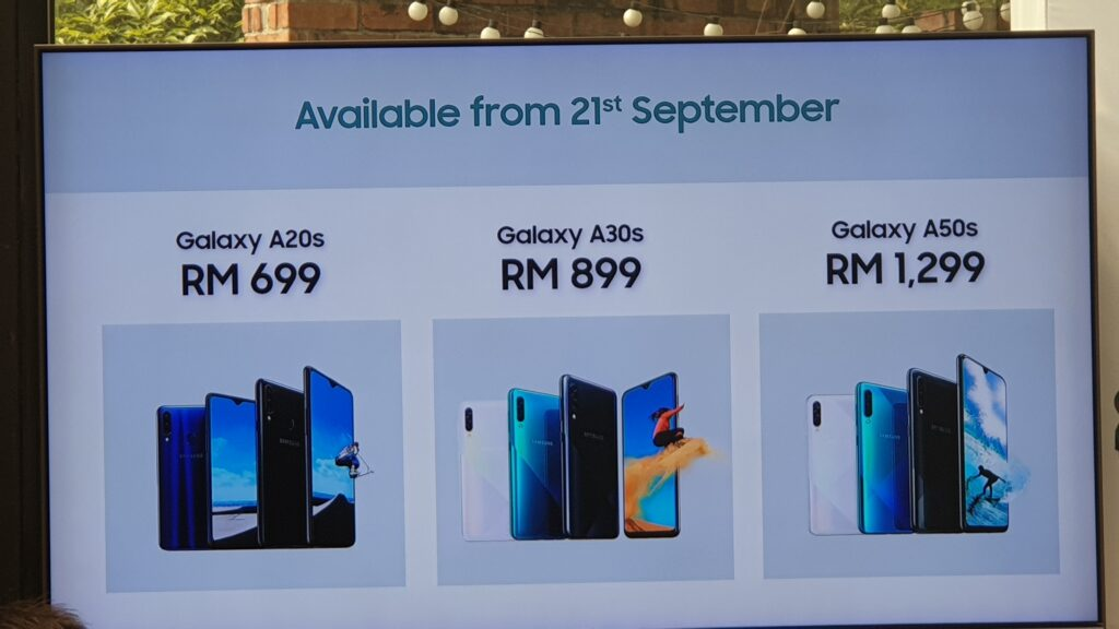 Samsung Galaxy A30S and Galaxy A50S brings triple cameras and slick design to Malaysia 2