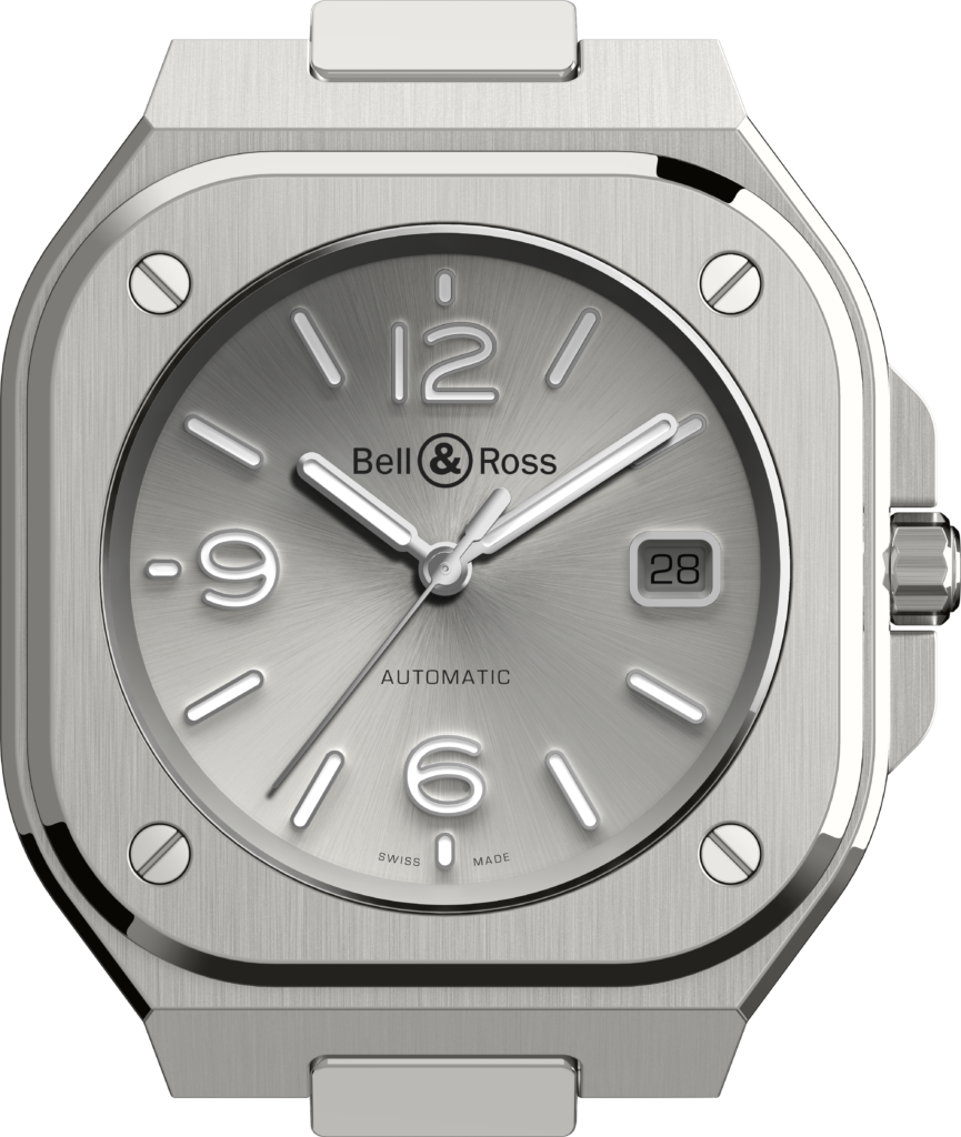 BR05 silver