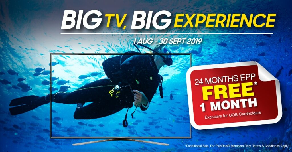 Big TV Big Experience facebook