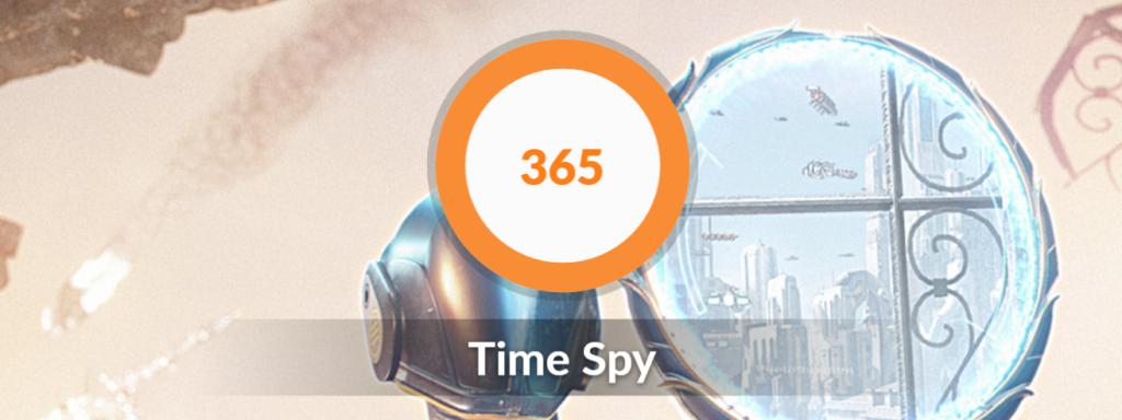 Asus ExpertBook P5440FA time spy