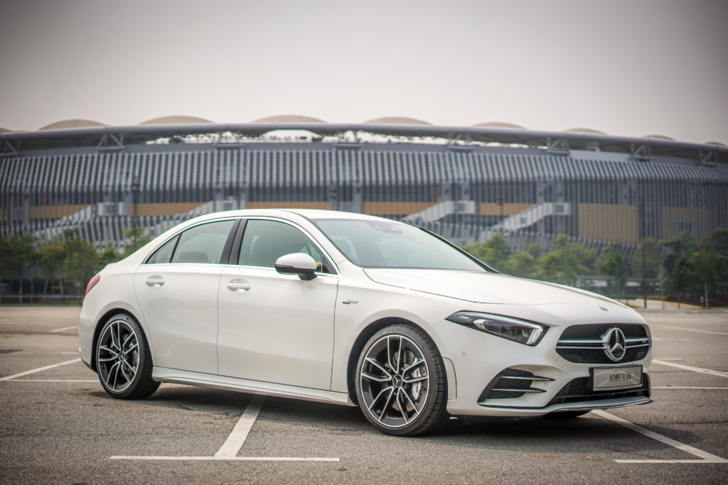 Mercedes AMG A 35 sedan launched in Malaysia  1