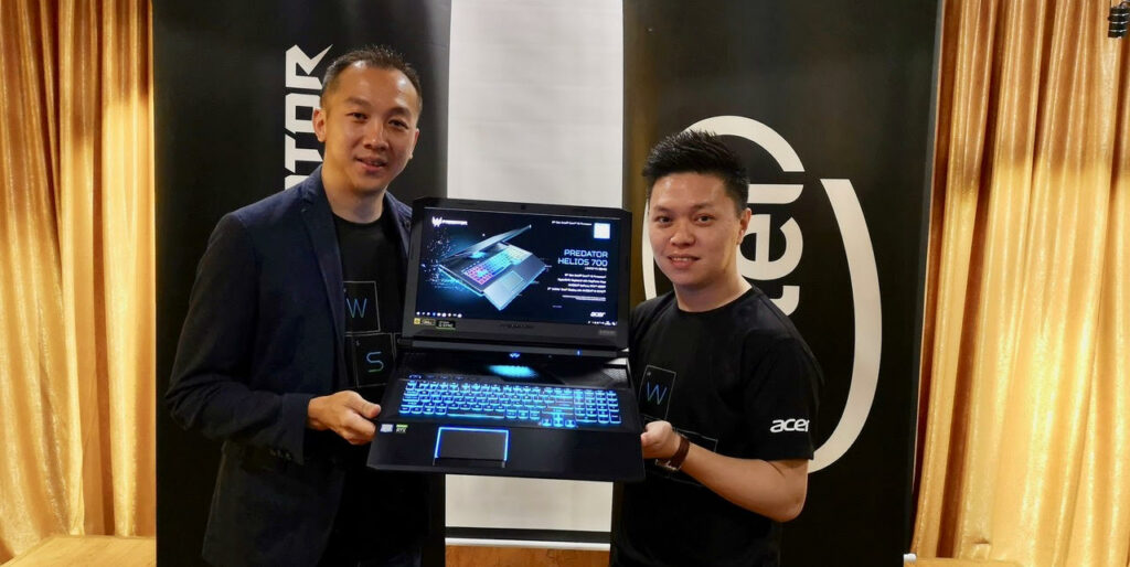 Massively powerful Acer Predator Helios 700 gaming laptop is yours for RM17,999 5