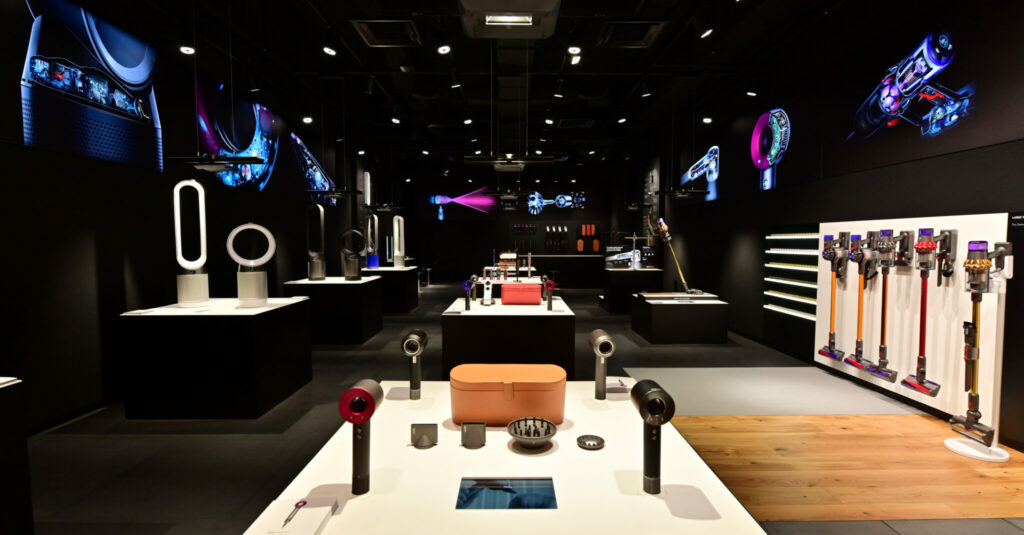 Dyson Demo store opens up at Midvalley Southkey in Johor Bahru 2