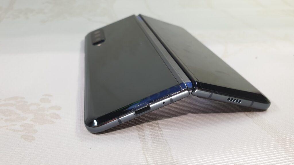 Galaxy Fold Type C port