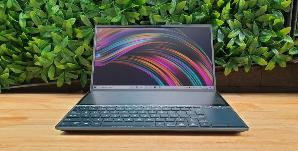 Asus ZenBook Duo UX481F review - Inspiring Glimpse of the Future 1