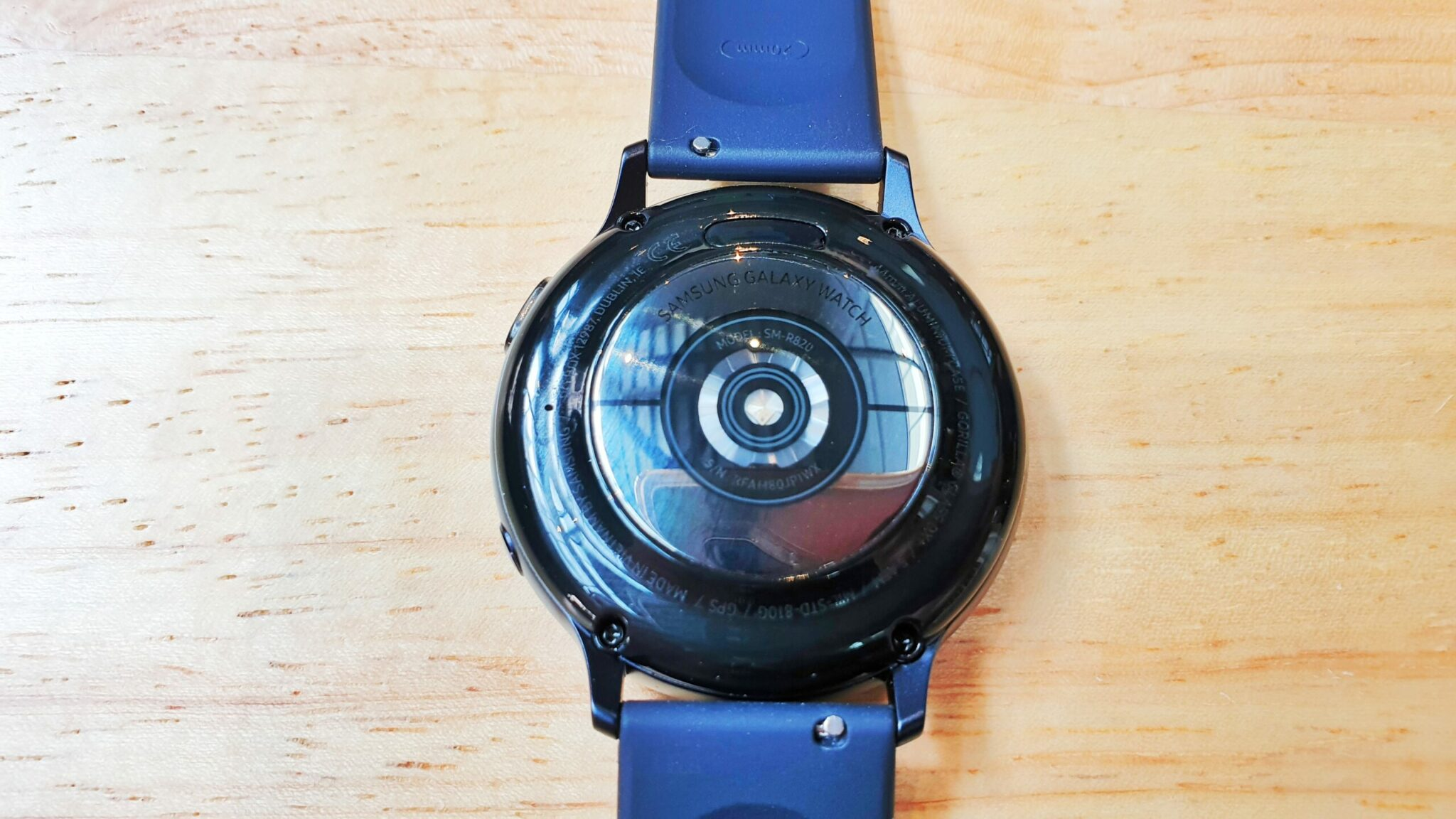 Galaxy Watch Active2 underside
