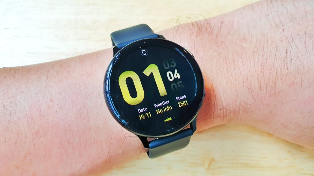 Samsung Galaxy Watch Active2 Review - Dialled In 4