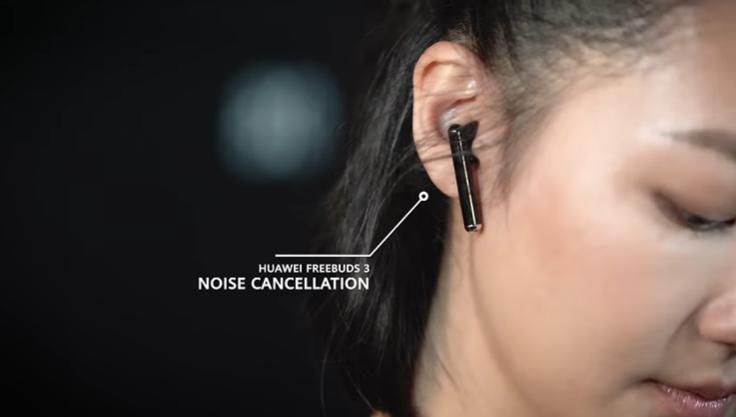 Huawei Smart Life FreeBuds 3 earbuds