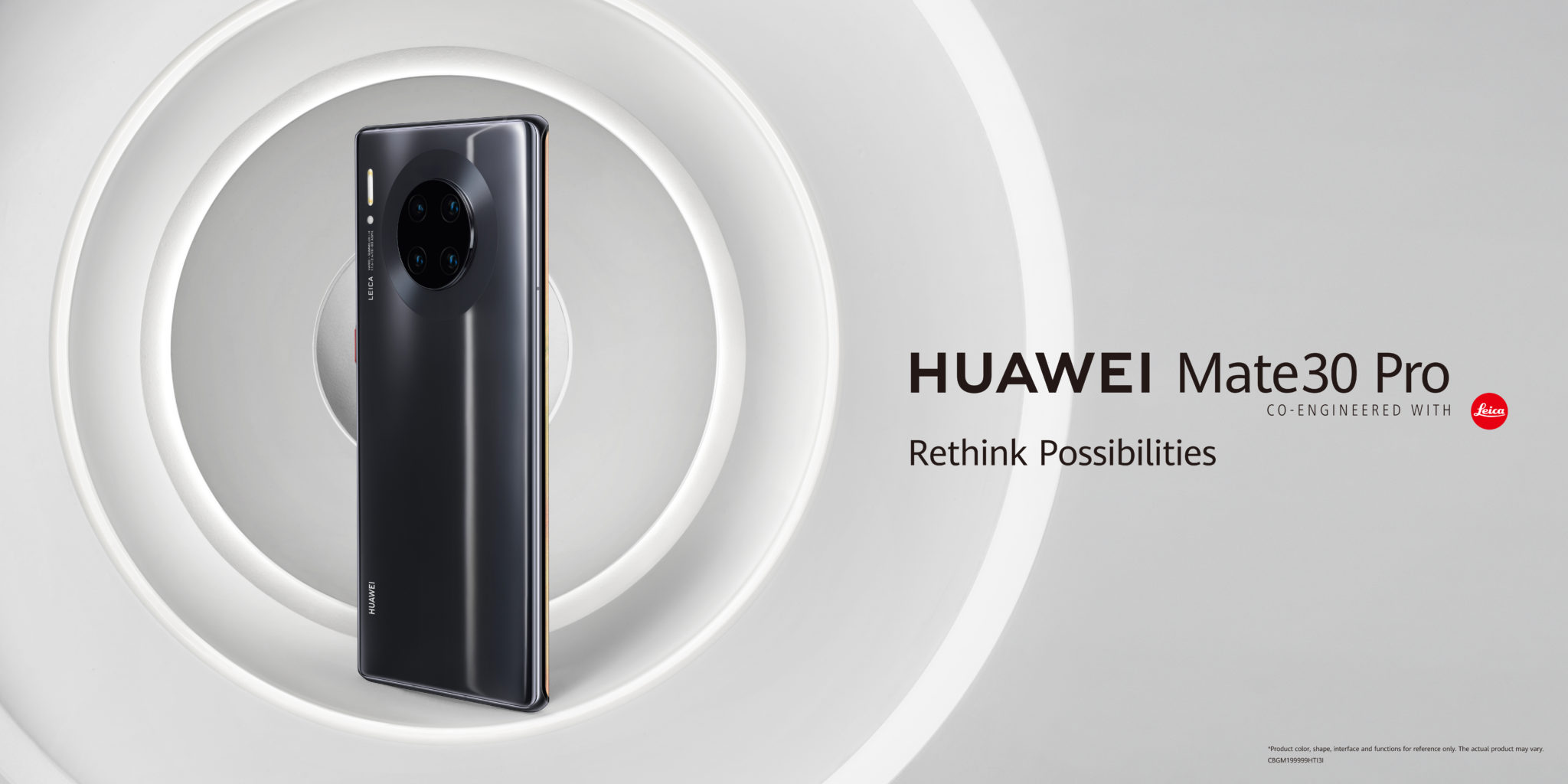 Huawei Mate30Pro the centrepiece of the Smart Life ecosystem