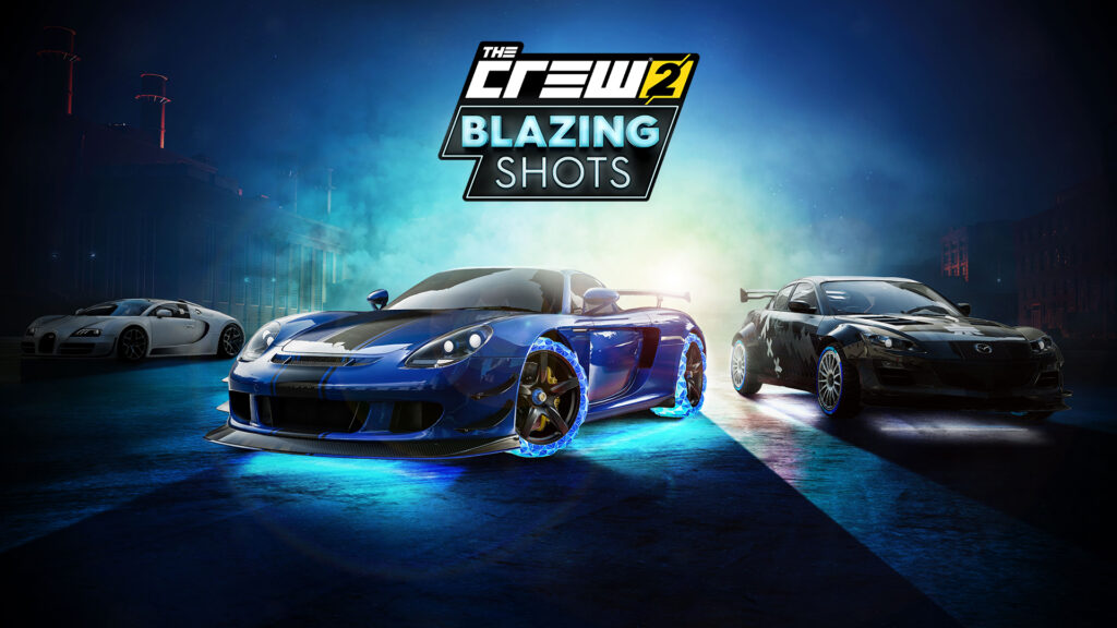 Blazing Shots update for the Crew 2 now live and ready to drive 2