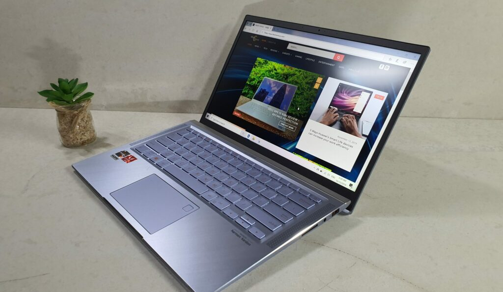 Asus ZenBook 14 UM431 Review - Affordable AMD powered workhorse 1