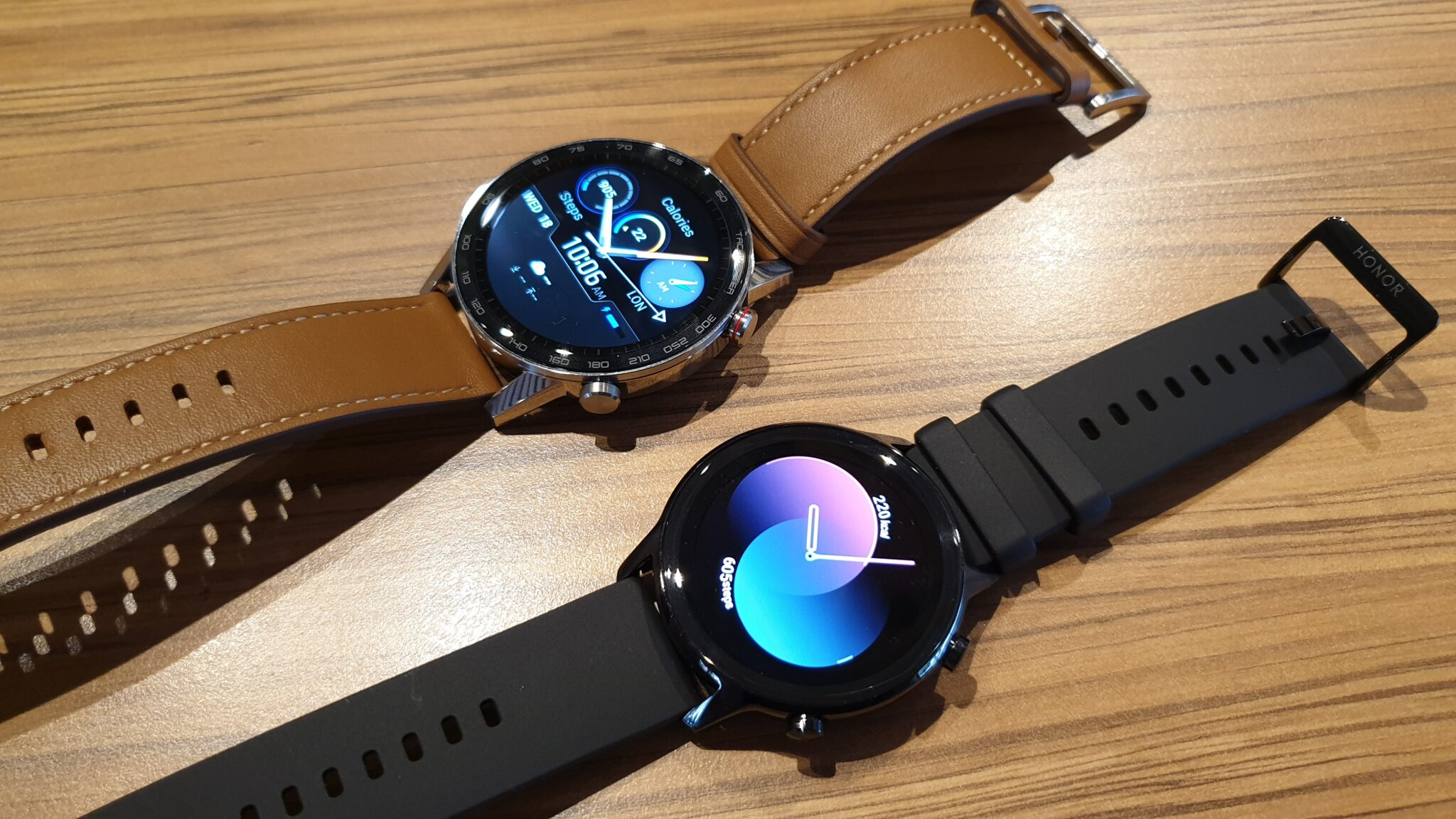 HONOR MagicWatch 2 top